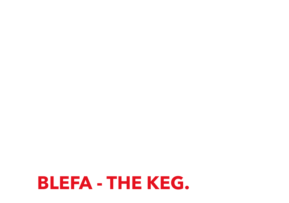 Craft deserves quality - Blefa KEG